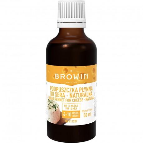 Liquid Natural  Rennet 50 ml - 411207