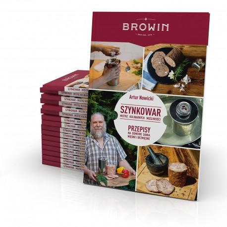 Browin - Szynkowar. Mistrz kulinarnych możliwości -  Book in Polish