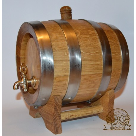 1L Oak Barrel