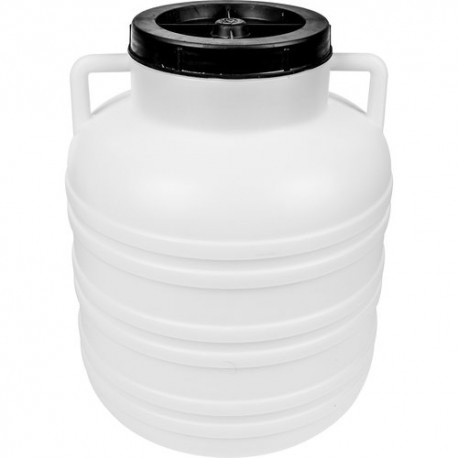Barrel - white 20 L