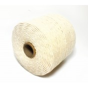White  Cotton - Linen Twine / String for Meat Tying 500g