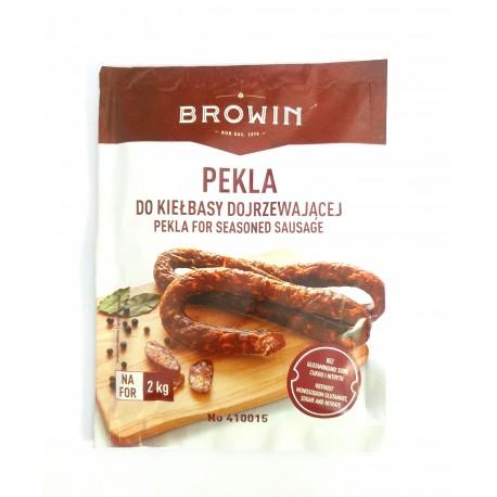 Pekla Saltpetre  For Seasoned Sausage  410015
