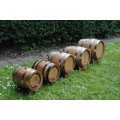 Oak Barrel 20L - set