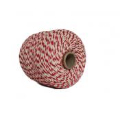 Nici wędliniarskie biało-czerw. bawełniano-lniane 500g