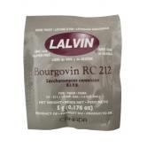 Lalvin Wine Yeast 5g - RC 212 Bourgovin