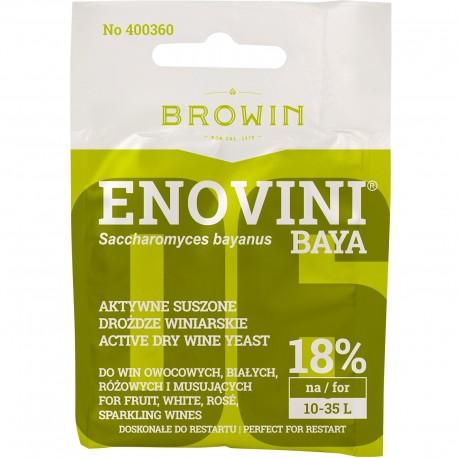 Browin Enovini Baya Dry Wine Yeast 7g  400360