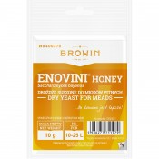 Browin Enovini Honey Dry  Yeast for Meads 10g  400370