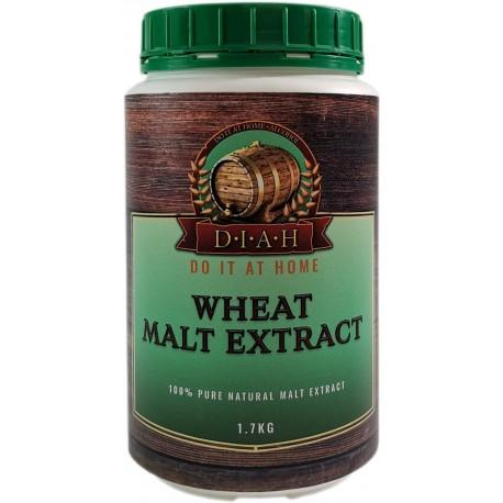 Wheat Malt Extract -  DIAH  - (Green top)