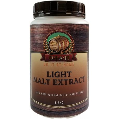 Light Malt Extract -  DIAH  - (Brown top)