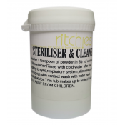 Ritchies Steriliser and Cleaner 100g
