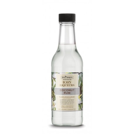 Still Spirits Icon Liqueur Flavouring - Coconut Rum 330ml