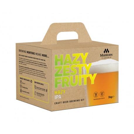 Muntons Flagship Beer Kit - Hazy IPA 3kg