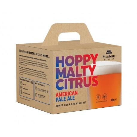 Muntons Flagship Beer Kit - Pale Ale 3kg