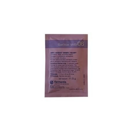 Fermentis SafAle WB-06 - 11.5g