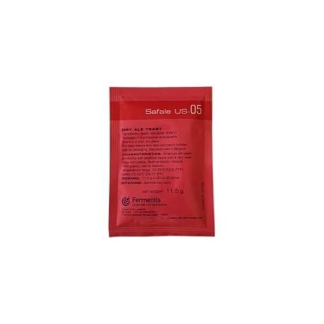 Fermentis SafAle US-05 - 11.5g