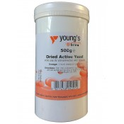 Young's Dried Active Yeast - 500g