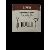 Big Sale Gervin Wine Yeast 5g - GV7 Restart  BBE 10/2021