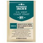 Mangrove Jacks Craft Series Beer Yeast -  M44 U.S. West Coast Yeast 10g