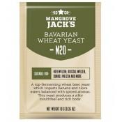 Mangrove Jacks Craft Series Beer Yeast -  M20 Bavarian Wheat Yeast 10g