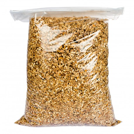 cherry Wood chips for smoking and BBQ 450g
