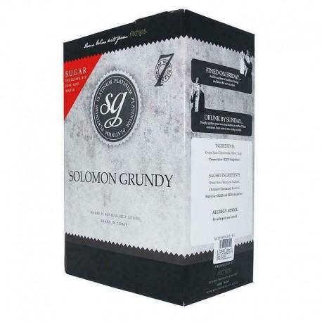Solomon Grundy Platinium -