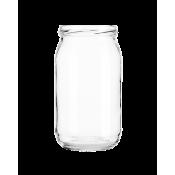 900 ml słoik szklany
