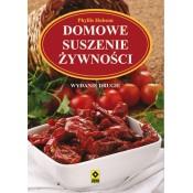 """Book """"Domowe suszenie żywności"""" P.Hobson in Polish"""