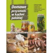 """Book """"Domowe przysmaki w kuchni polskiej"""" in Polish"""