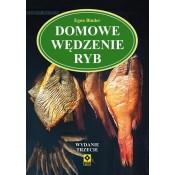 """Książka """"Domowe wędzenie ryb"""" E.Binder wyd.III"""