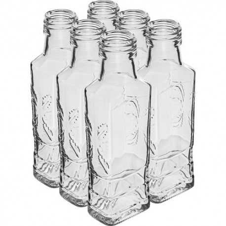 Bottle Flora 100ml, 6pcs.