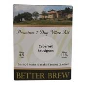 Better Brew - Cabernet Sauvignon - 6 bottles wine kit