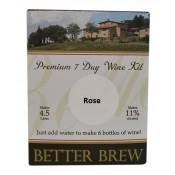 Better Brew - Rose - 6 bottles wine kit
