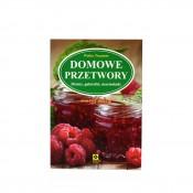Book: Domowe przetwory. Dżemy, galaretki, marmolady Book In Polish