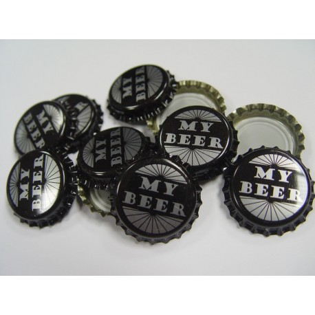 Boottle crown caps 26mm x 100