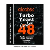 Alcotec 48 Carbon Turbo Drożdże