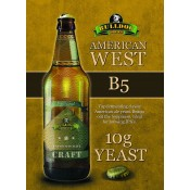 Bulldog Brew Yeast B5 American West