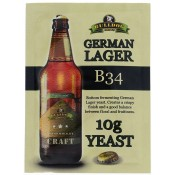 Bulldog B34 German Lager Yeast