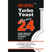 Alcotec Classic 24 Turbo Yeast