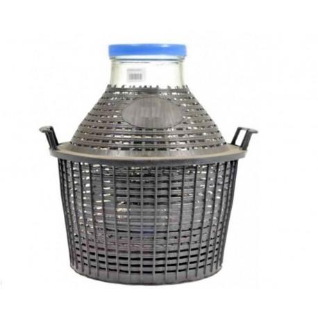 Glass Carboy Demijohn 5 Liters