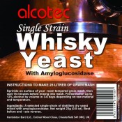 Alcotec Whisky Yeast