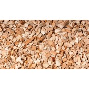 Alder wood chips for smoking and BBQ 650g