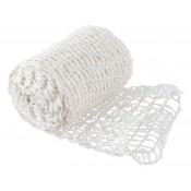 Siatka wedliniarska bawełniana biała 400cm 220°C