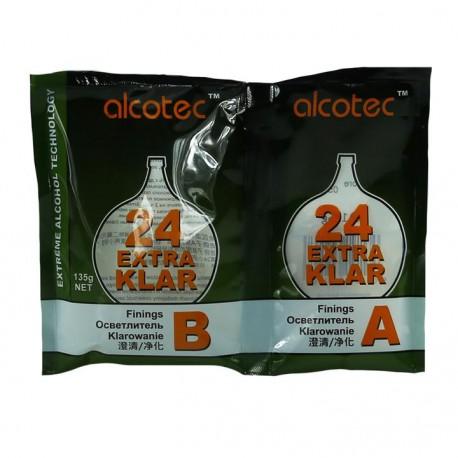 Alcotec Turbo Klar 24 MEGA PACK