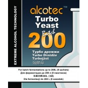 Alcotec 200 Batch Turbo Drożdże