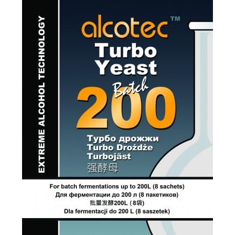 Alcotec 200 Turbo Yeast