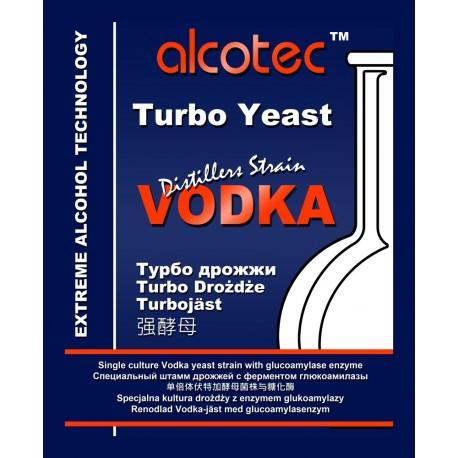 Alcotec Vodka z GA