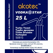 Alcotec Vodka Star Turbo Yest