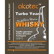 Alcotec Whisky TURBO Drożdże