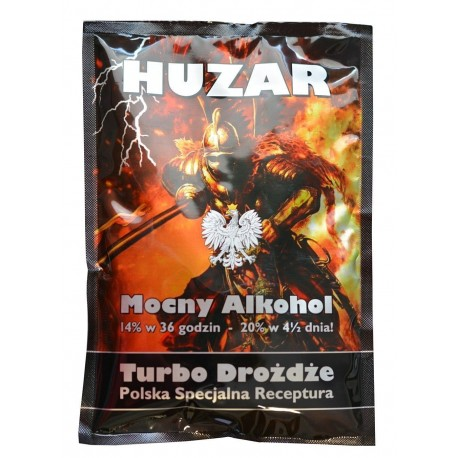HUZAR Turbo Yeast