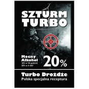 SZTURM Turbo Yeast